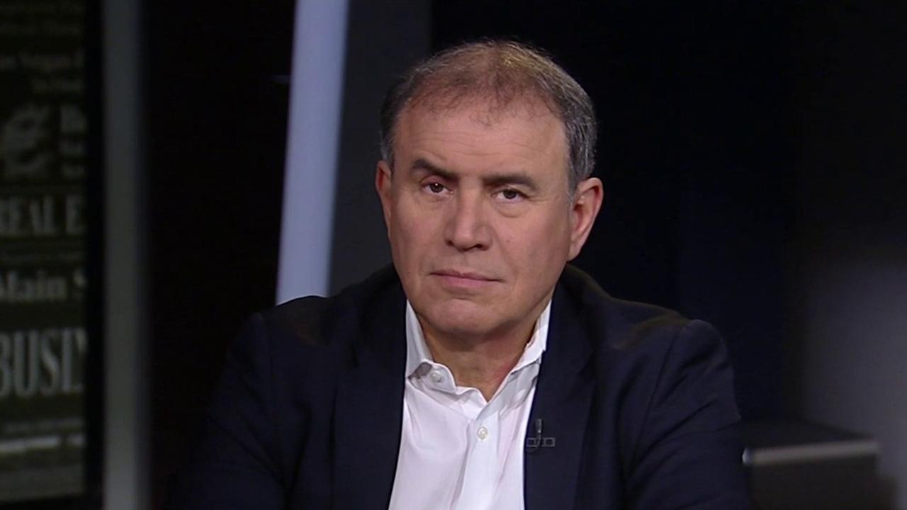 NYU economics professor Nouriel Roubini, who has earned the nickname Dr. Doom, discusses 2020 Democrats and the capitalism vs. socialism debate.