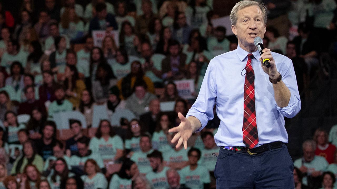 Presidential candidate Tom Steyer has proposed raising the minimum wage to $22 per hour. PwC partner Mitch Roschelle and FOX Business' Dagen McDowell add their analysis.