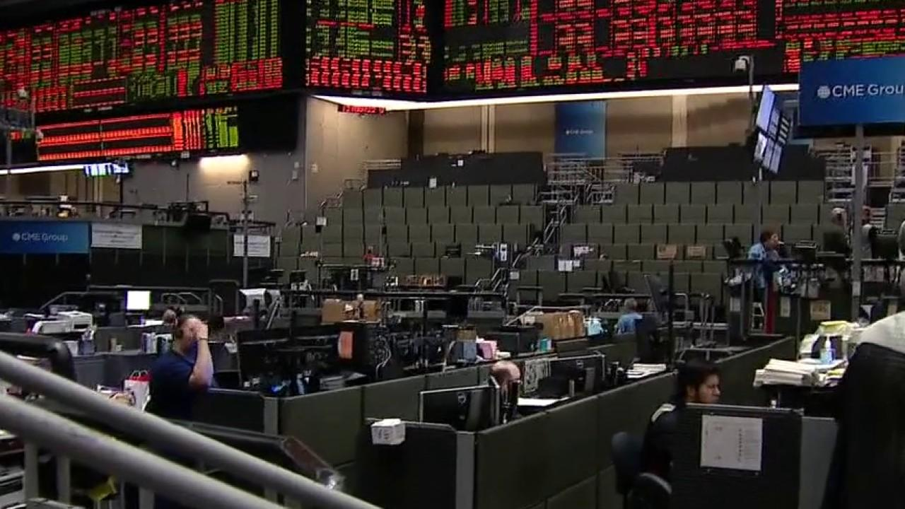 Trading is to be suspended at the CME after March 13 for preventative measures regarding the coronavirus. FOX Business' Jeff Flock and Price Futures Group Senior Analyst Phil Flynn with more from the trading floor.