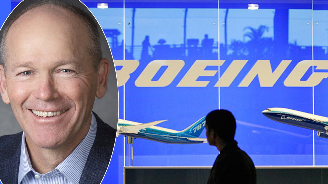 Boeing CEO David Calhoun says he wants the government to support the credit market, provide liquidity and allow the company to borrow against its future.
