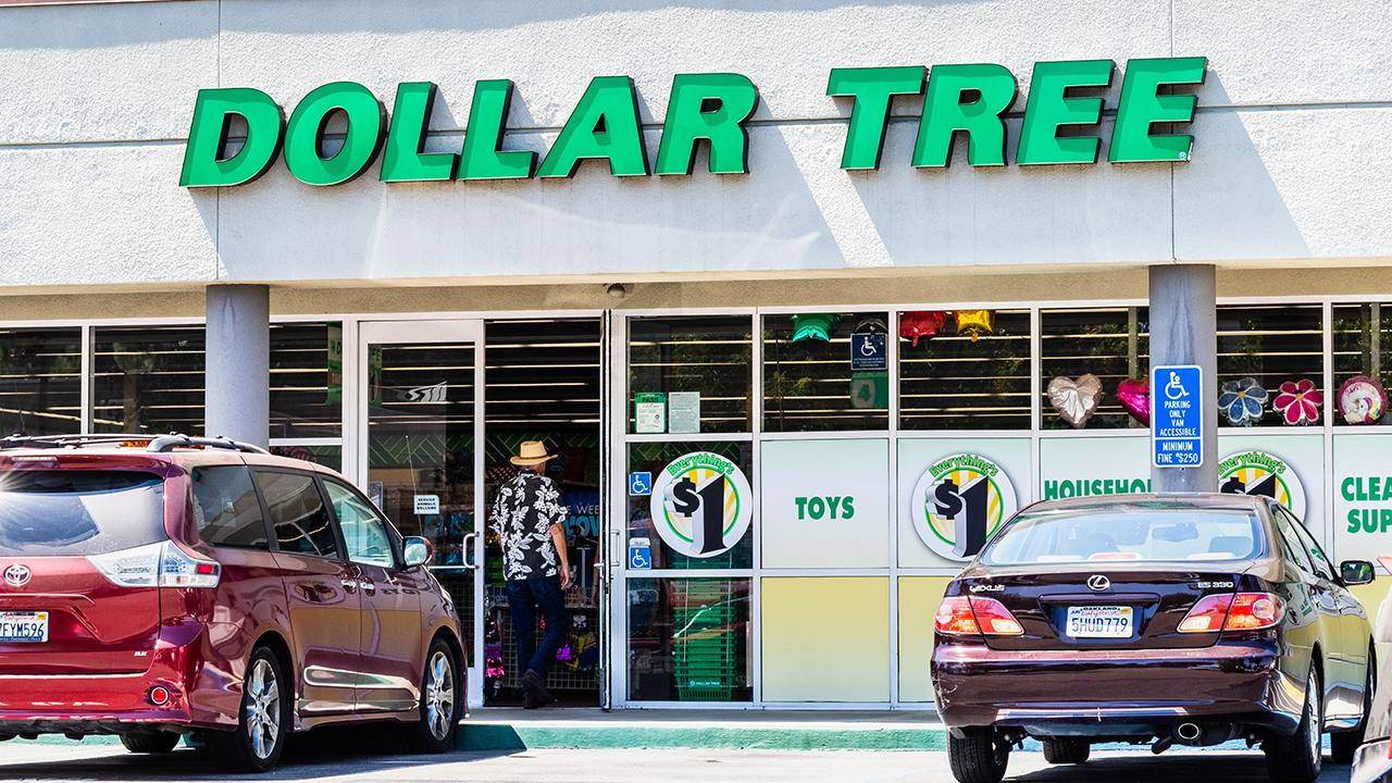 Dollar Tree CEO Gary Philbin on temporarily increasing worker pay, dedicated special hours to senior citizens and others who are susceptible to the coronavirus and supply chains.