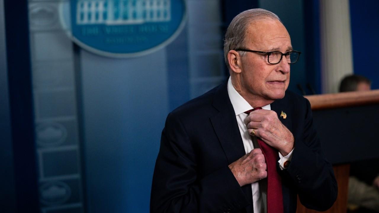 White House economic adviser Larry Kudlow outlines the potential payroll tax cut President Trump has proposed.