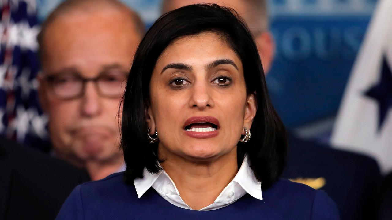 Centers for Medicare and Medicaid Services American health policy consultant Seema Verma discusses the strong partnership between President Trump and health care providers.