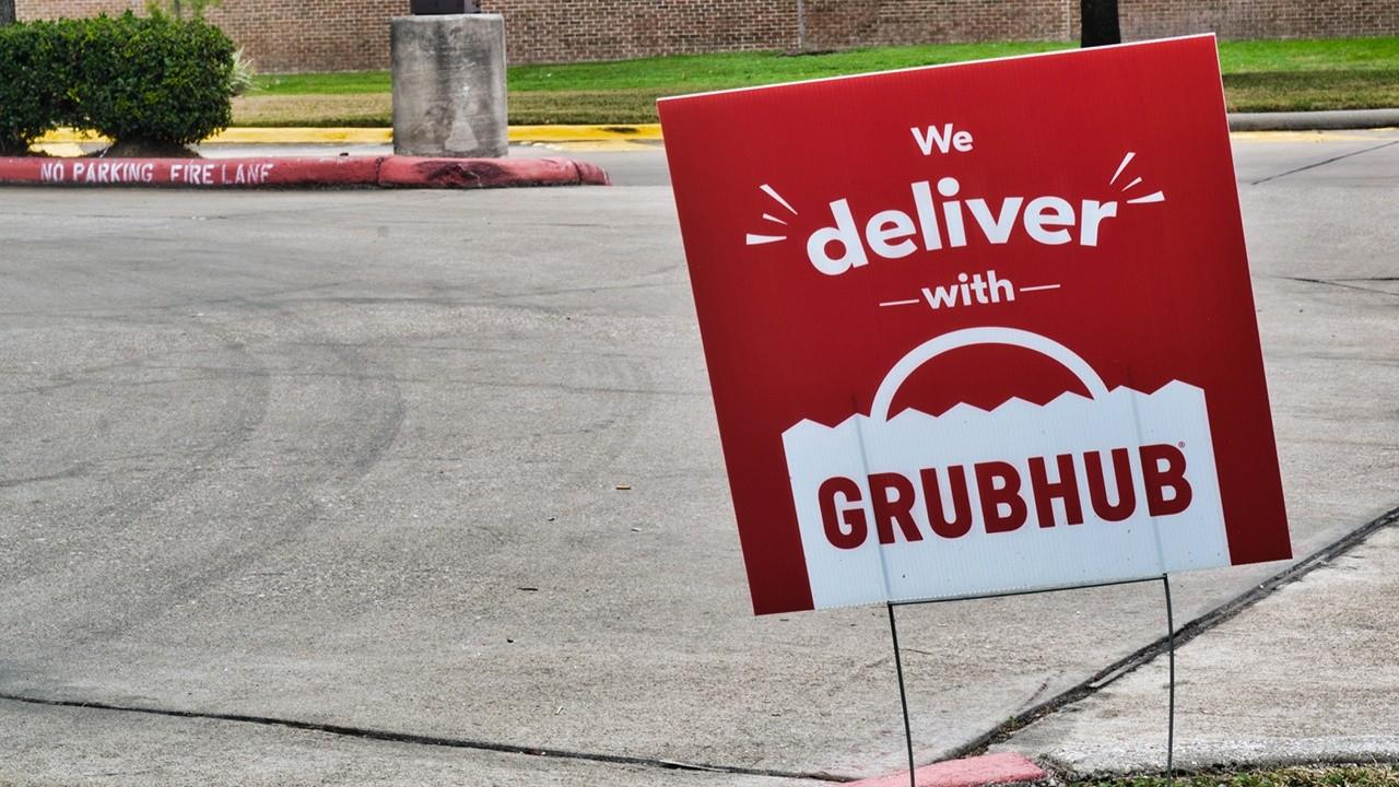 GrubHub CEO Matt Maloney discusses how saving struggling restaurants during the coronavirus pandemic is a priority.