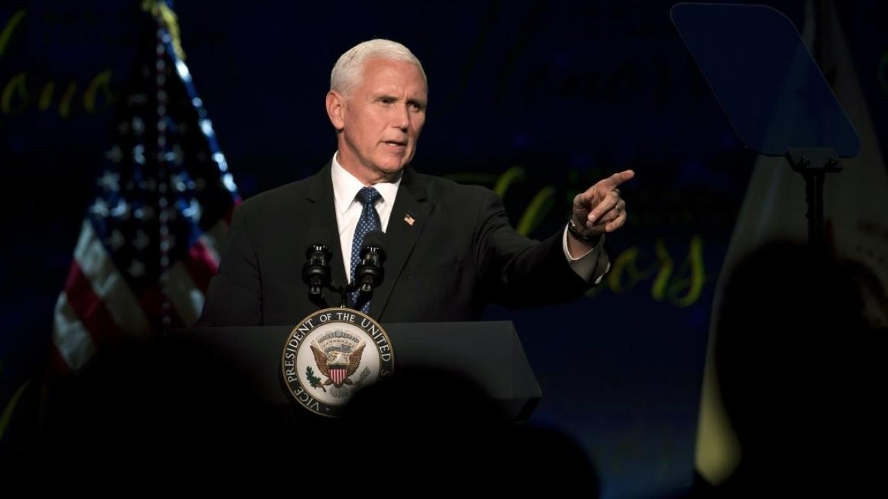 Vice President Mike Pence discusses the spread of coronavirus and the actions being taken by the Trump administration to contain the illness.