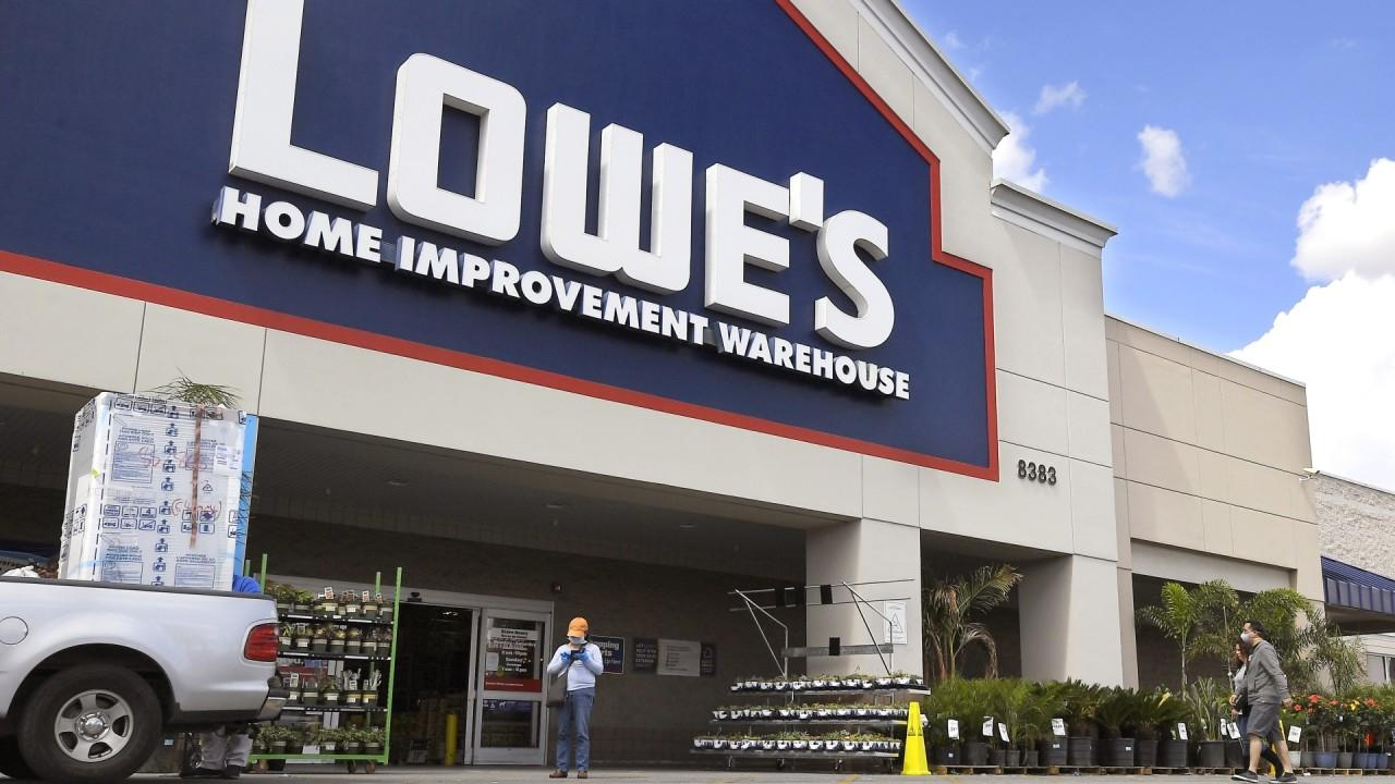 Lowe's CEO and president Marvin Ellison explains why his company decided to extend bonuses to all employees and how it's looking to hire 30,000 more employees to help amid the coronavirus pandemic.