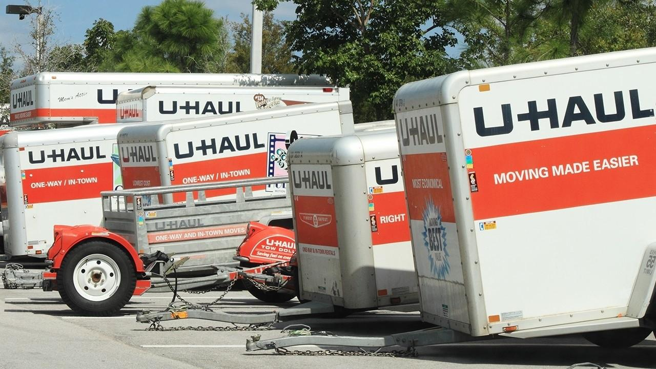 U-Haul is offering free 30-day storage for college students who are required to leave campus early due to the coronavirus. U-Haul Executive Vice President Chuck Hertzler with more.
