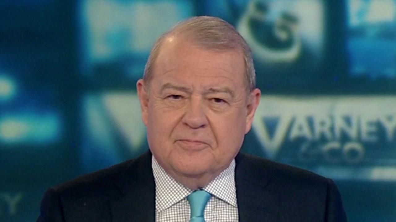 FOX Business' Stuart Varney discusses Bernie Sander's electoral prospects following Super Tuesday.