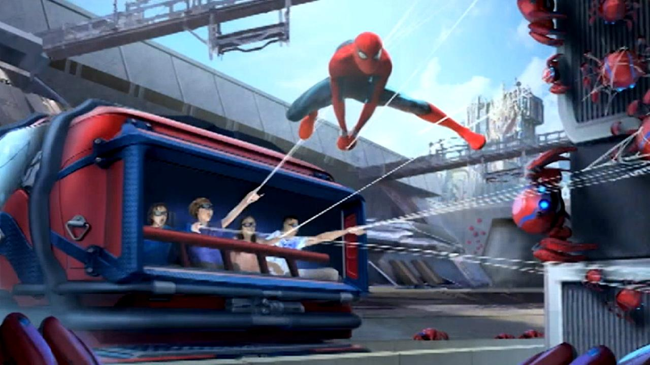 Fox Business Briefs: Disney is bringing the Marvel Universe to its California Adventure Park with 'Avengers Campus,' a fully immersive experience featuring rides and in-person encounters; U.S. travel and tourism industry could lose at least $24 billion in foreign spending according to new data from Tourism Economics.