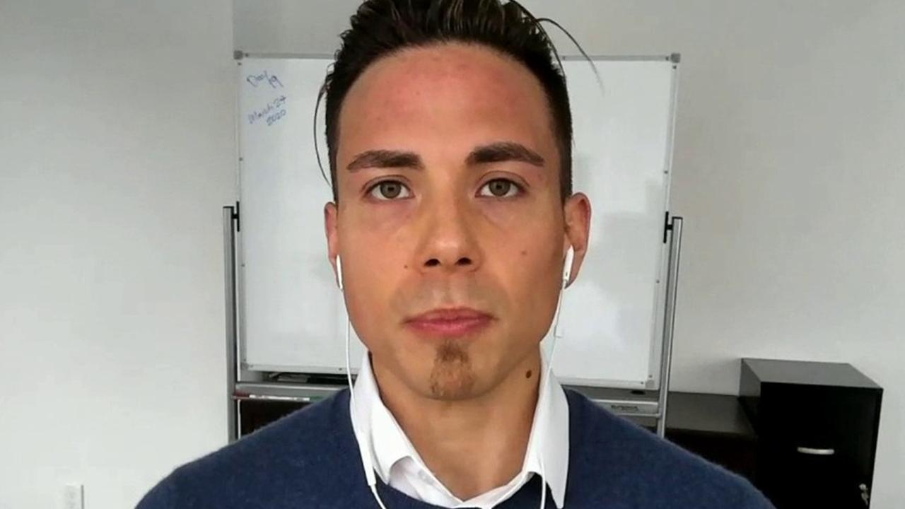 Eight-time Olympic medalist Apolo Ohno on the coronavirus postponing the 2020 Tokyo Olympics.