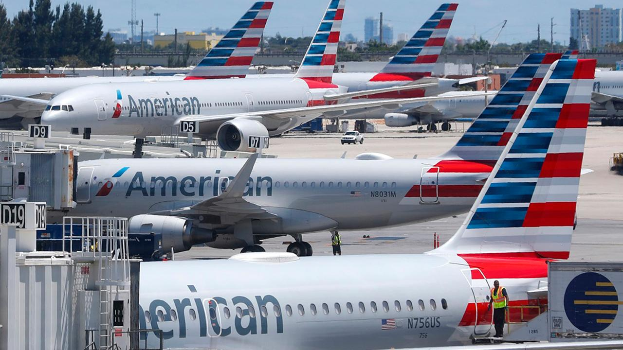 FOX Briefs: American Airlines extends its change-fee waivers for anyone who books travel within the first two weeks of March; AT&T launches new internet-delivered TV service which will have most of the same channels as DIRECTV but will come over the internet rather than a satellite dish.