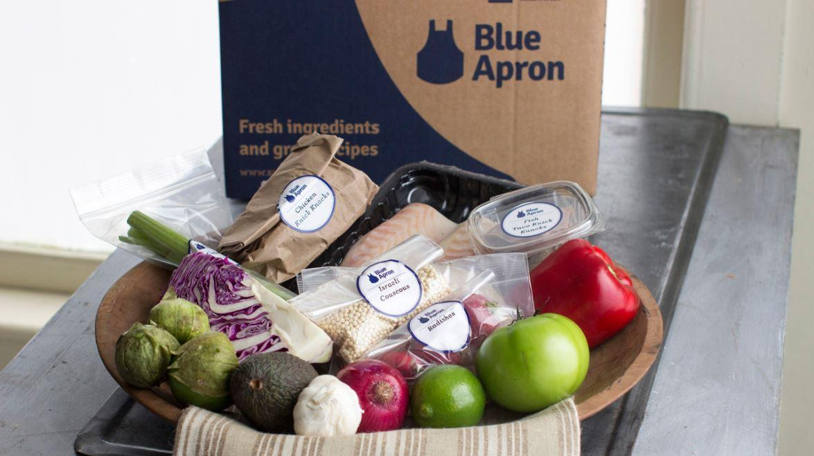 Blue Apron CEO Linda Kozlowski discusses the challenges faced by her company and the future.