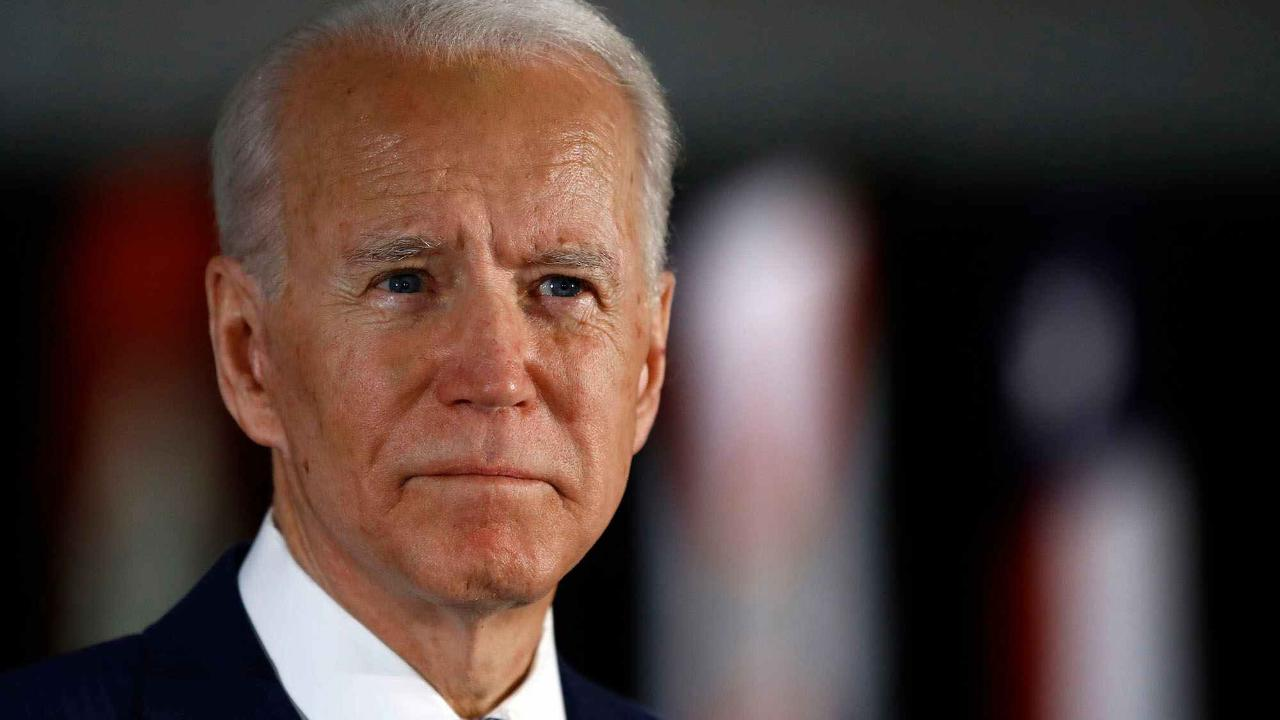 Former vice president and 2020 Democratic presidential candidate Joe Biden slams the Trump administration in their handling of the coronavirus pandemic and provides a plan to tackle the disease.