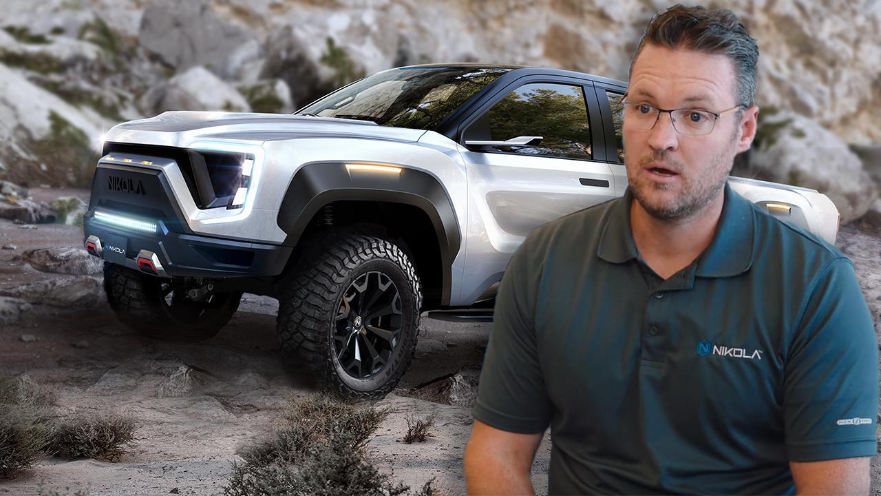 Nikola Motor Company CEO Trevor Milton and ValueAct Chairman Jeff Ubben on going public.