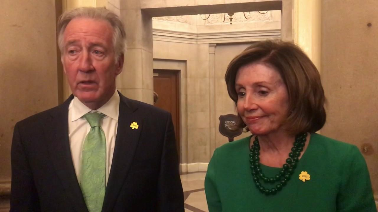 House Speaker Nancy Pelosi, D-Calif., and Chairman of the Ways and Means Committee Richard Neal, D-MA, expressed they are still finalizing a deal and hope to have one Friday.