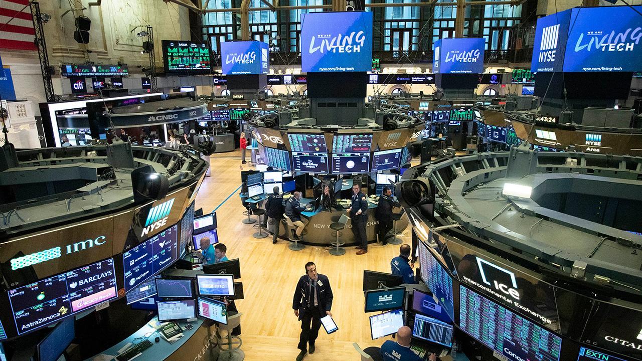 Former NYSE Chairman Richard Grasso on the New York Stock Exchange floor closing due to the coronavirus.