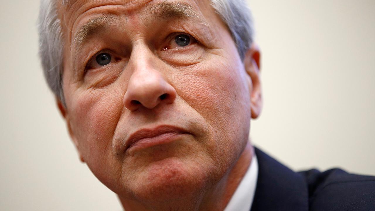 FOX Business' Charlie Gasparino discusses JPMorgan CEO Jamie Dimon's recent heart surgery.