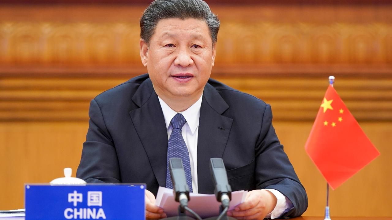 President Trump says he primarily discussed vaccines and possible coronavirus cures with China's President Xi Thursday evening.