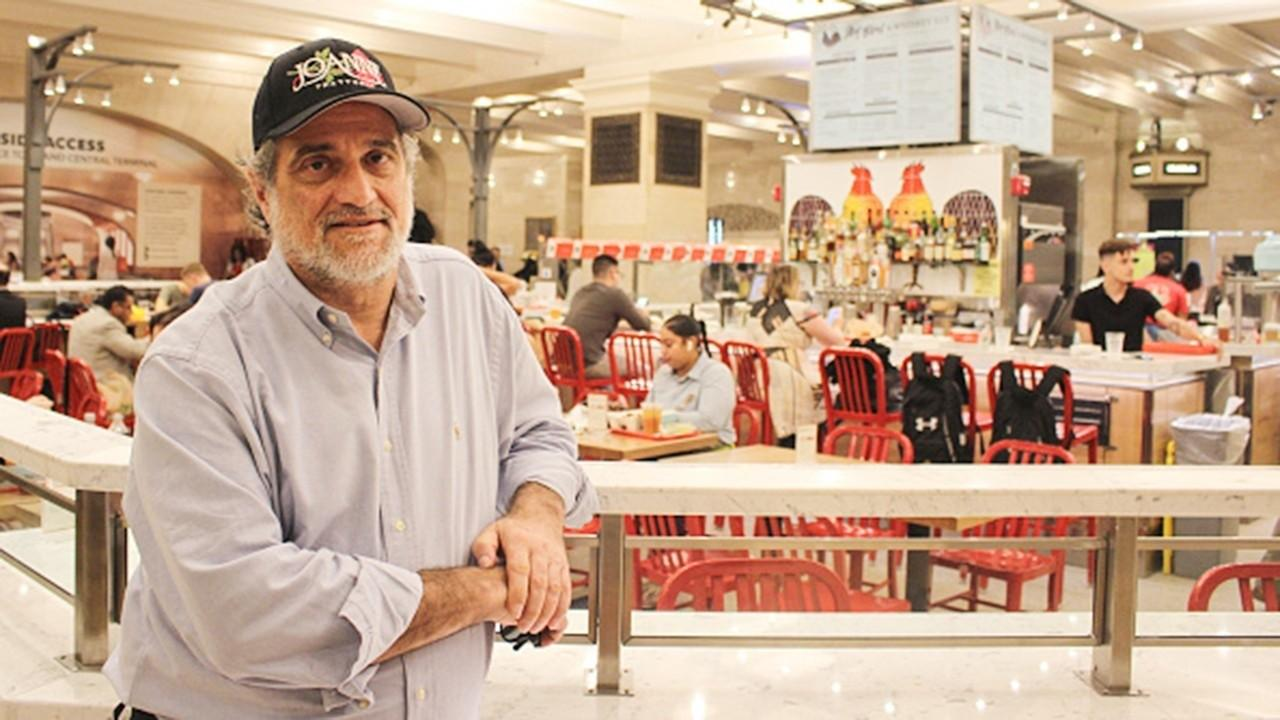 NYC restaurant owner and Lady Gaga's dad Joe Germanotta discusses how his restaurants are handling coronavirus pressures and his dispute with the MTA.