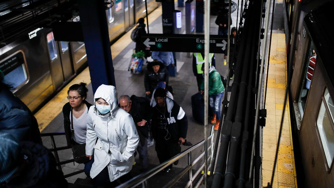 New York City Councilman Stephen Levin says there should be a citywide shutdown due to how contagious coronavirus is at the moment.