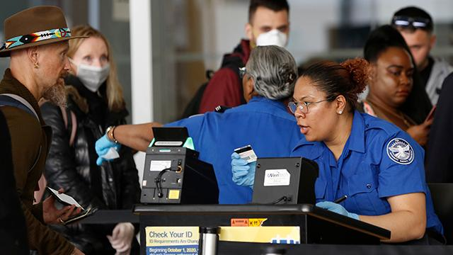 Fox Business Briefs: TSA now says passengers can bring large bottles of hand sanitizer in their carryons; Microsoft, Google, Facebook and others join forces to fight fraud and provide critical updates from officials.