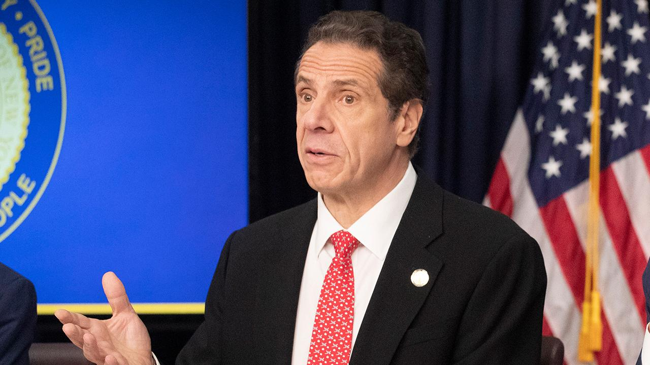 New York Governor Andrew Cuomo says there are no plans to quarantine the city.