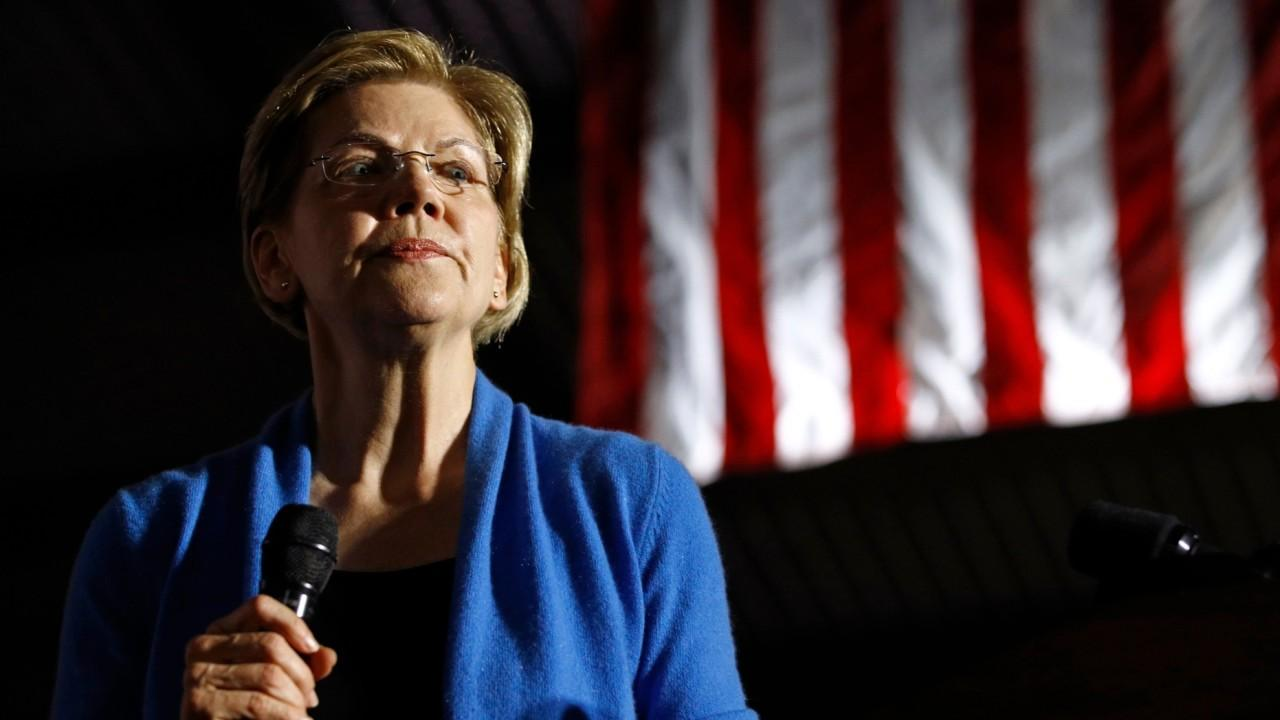 Senator Elizabeth Warren suspended her presidential campaign but has yet to endorse a candidate. FOX Business' Charlie Gasparino and Fox News contributor Liz Peek weigh in.