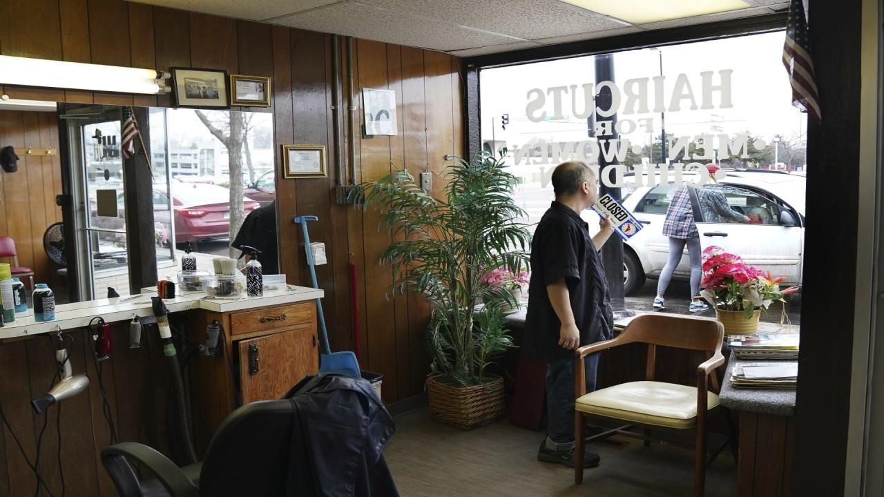 Salons and spas forced to close their doors due to coronavirus are thinking up methods to save business post-lockdown.