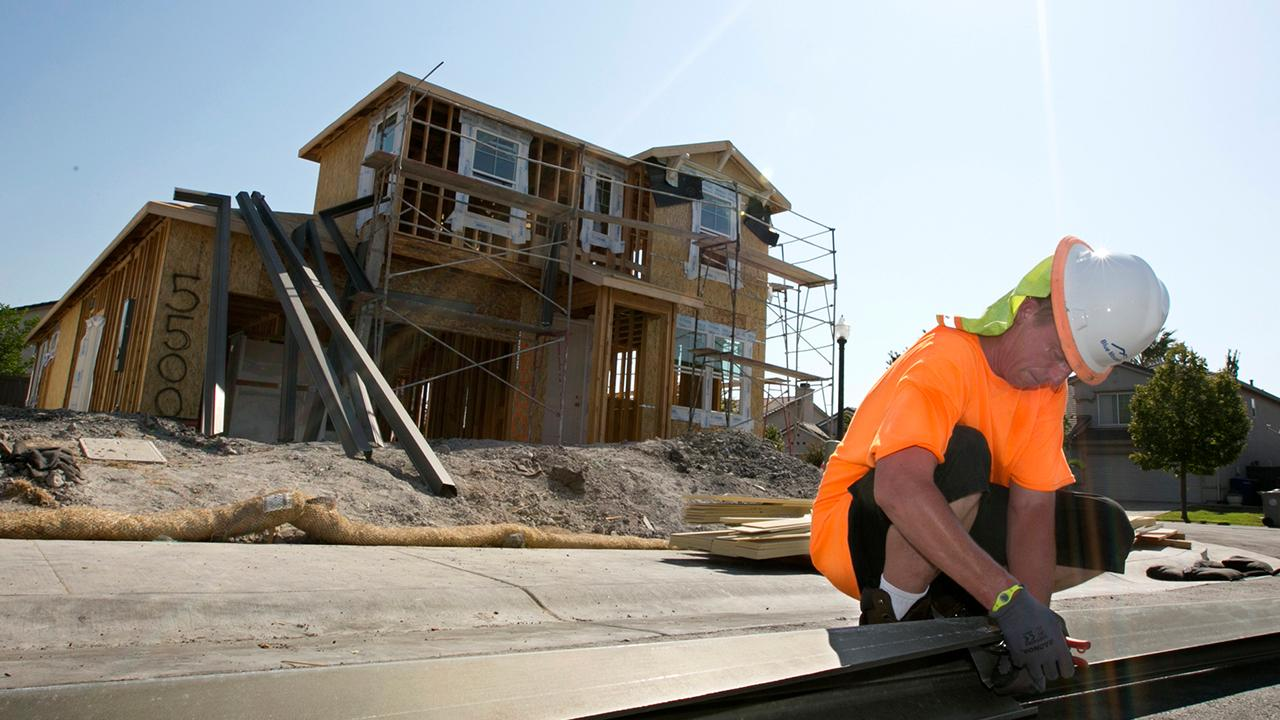 National Association of Home Builders CEO Jerry Howard on how coronavirus is impacting the real estate industry.