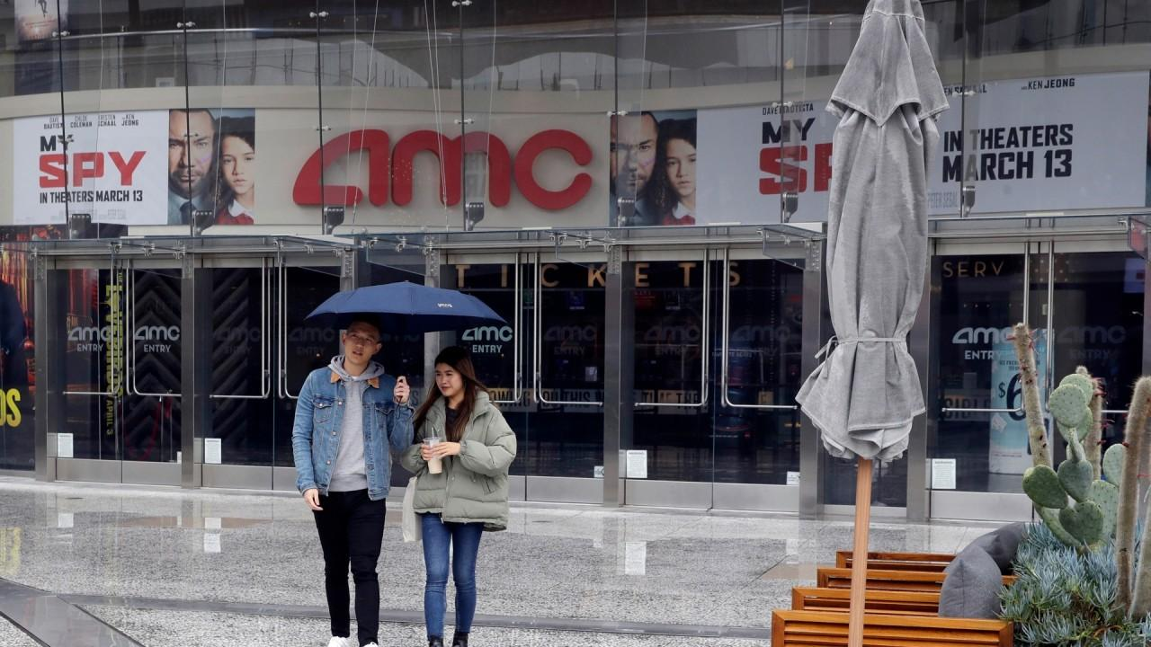 AMC Entertainment CEO and president Adam Aron says his company was really healthy before coronavirus hit, but now, it has has 'moved to crisis almost overnight.'