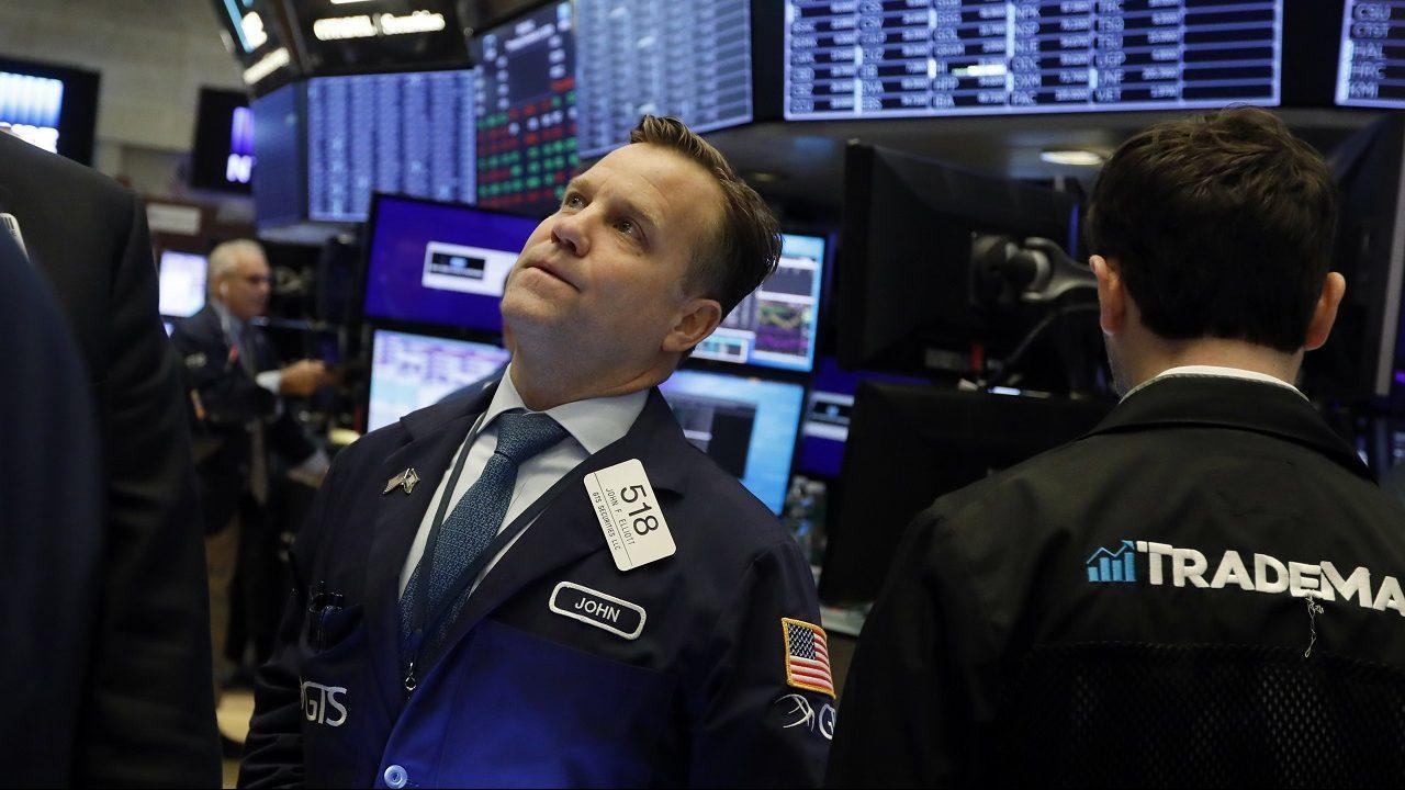 FOX Business' Lauren Simonetti says there wasn't a single Dow Jones winner in March.