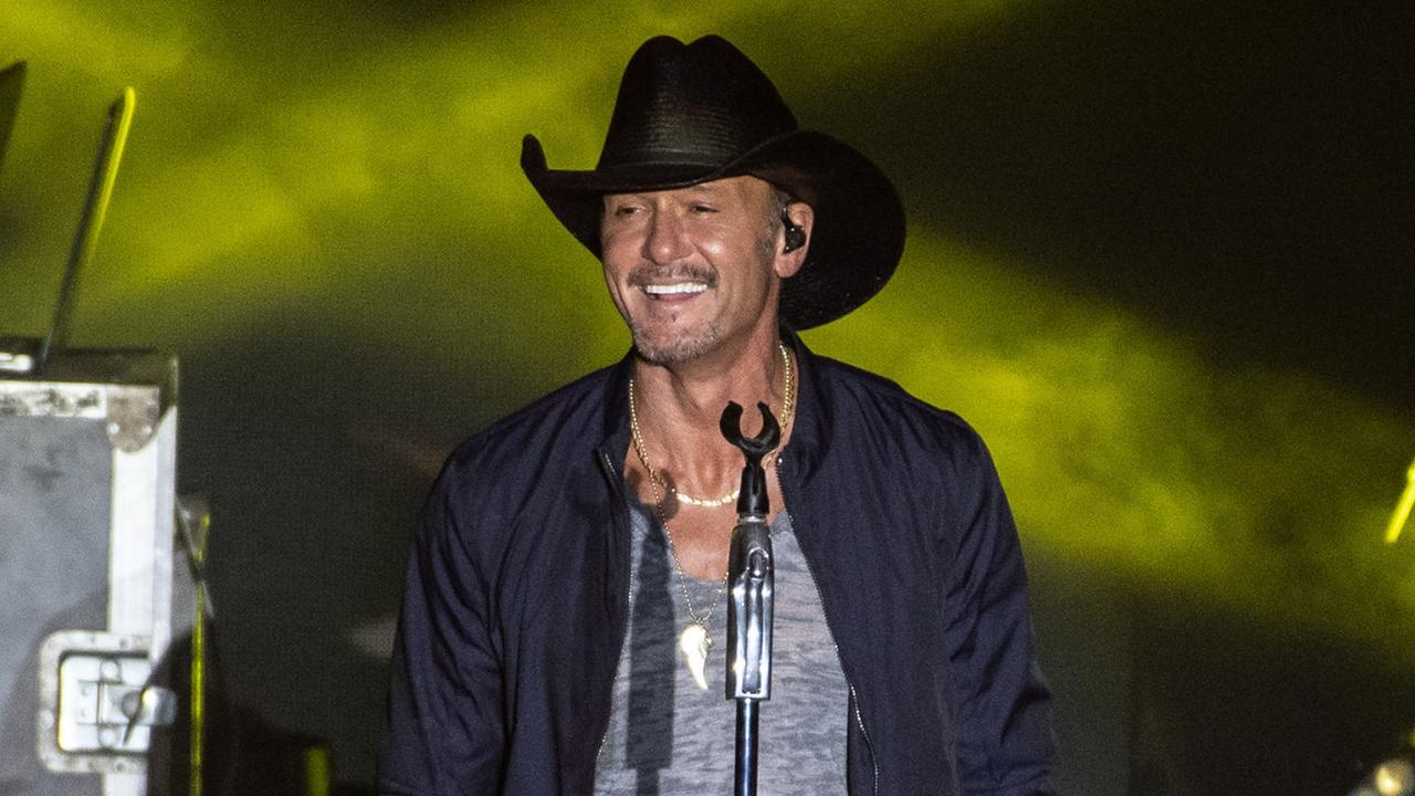 Country singer Tim McGraw put the #DeepCutsChallenge into action on social media, inviting other country artists to sing their favorite songs as entertainment amid coronavirus.