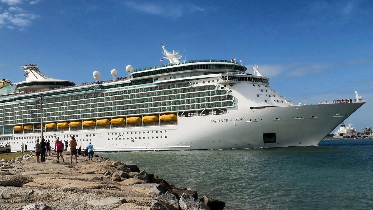 Royal Caribbean and Celebrity Cruises will extend suspensions until May. FOX Business' Lauren Simonetti with more.