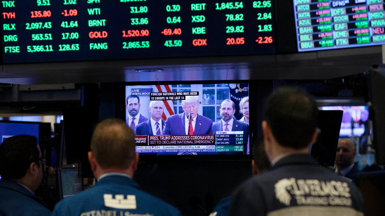 The U.S. markets looked beyond coronavirus when it was just in China because it seemed to be an isolated illness, BNY Mellon chief strategist Alicia Levine tells FOX Business' Gerry Baker.