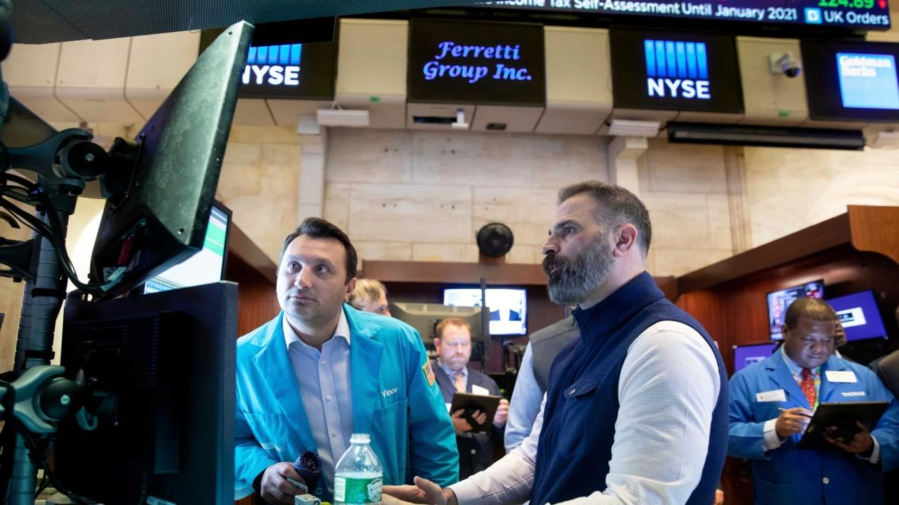NYSE President Stacey Cunningham says trading will resume on the floor of the exchange when it's safe.
