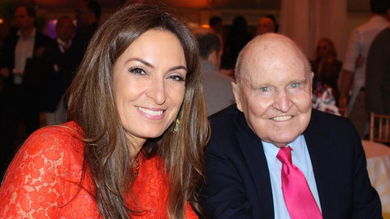 Former General Electric CEO Jack Welch dies at the age of 84. FOX Business' Dagen McDowell with more.