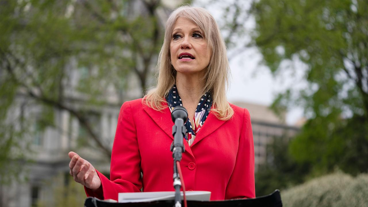 Counselor to President Trump Kellyanne Conway weighs in on how President Trump will reopen the economy, the presidential election and holding China and the World Health Organization accountable.