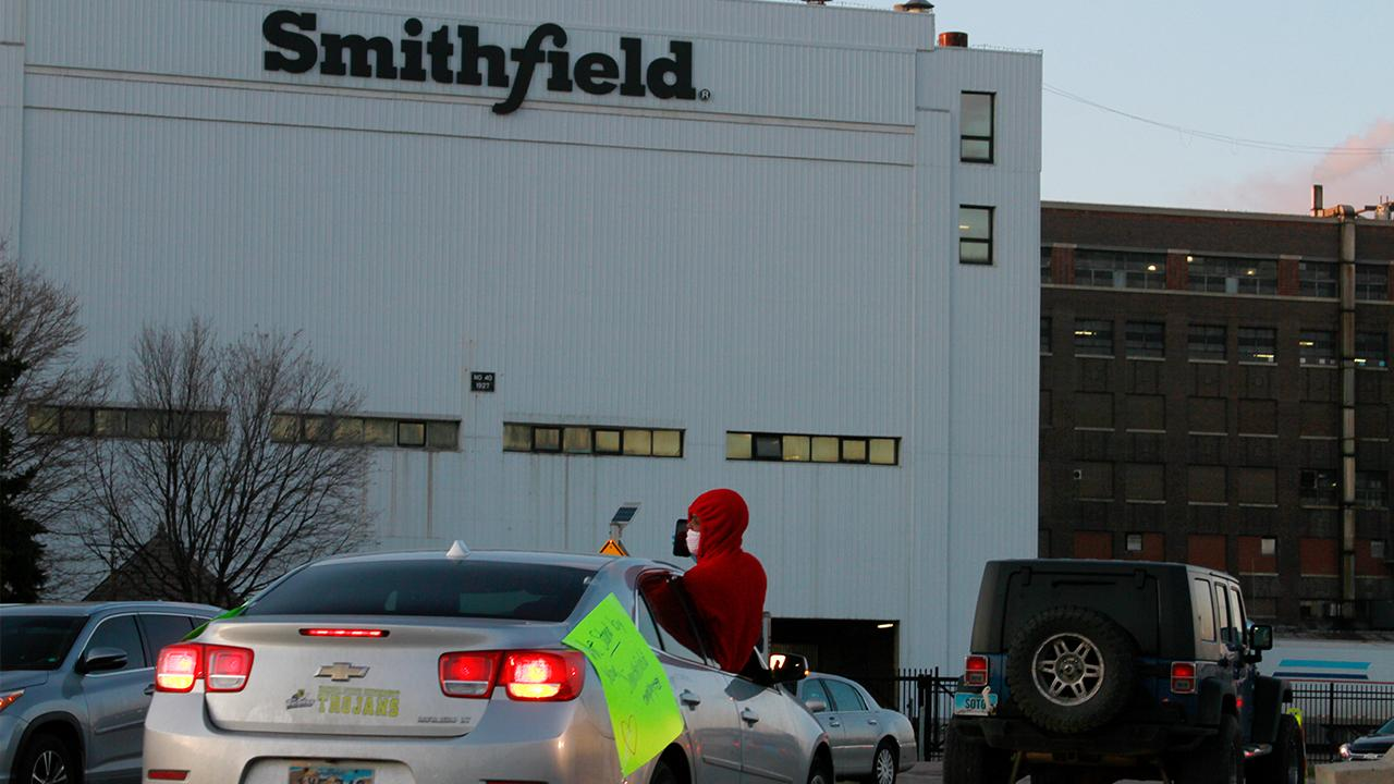 Sen. Mike Rounds, R-S.D.,  says South Dakota Smithfield Foods processing plant workers need the same protective equipment that health care workers need to reopen during coronavirus.
