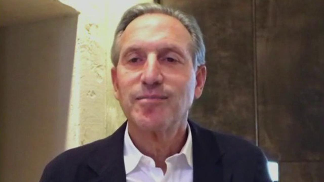 Former Starbucks CEO Howard Schultz argues Payroll Protection Program funding isn't enough to keep small businesses open.