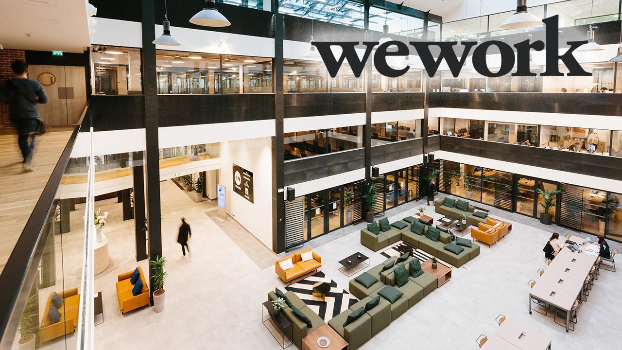 Charlie Gasparino on WeWork business model changes
