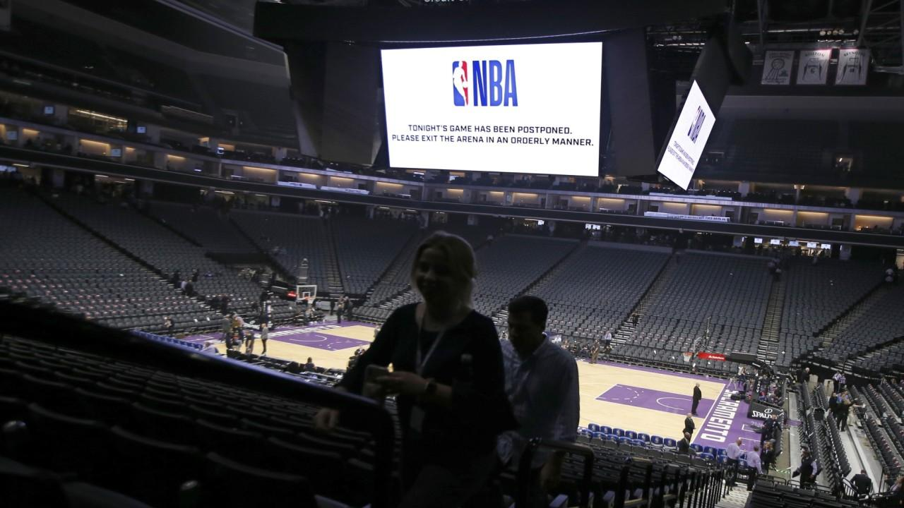 FOX Business' Grady Trimble on the return of professional sports amid coronavirus.