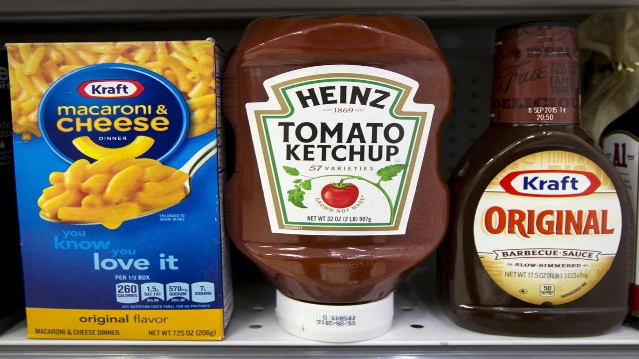 Kraft Heinz CEO Miguel Patricio on supplying Americans with 'comfort' food such as Kraft Mac & Cheese during coronavirus.