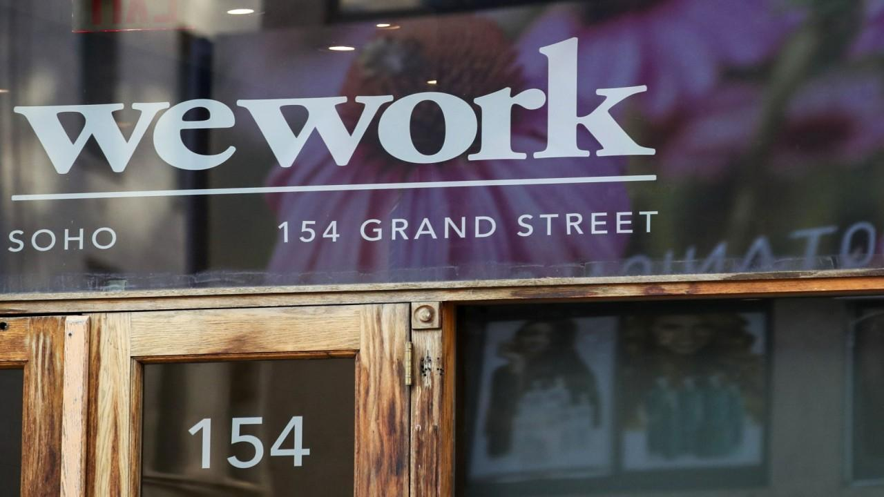 WeWork is reportedly negotiating with some landlords to defer rent during coronavirus. FOX Business' Jackie DeAngelis with more.