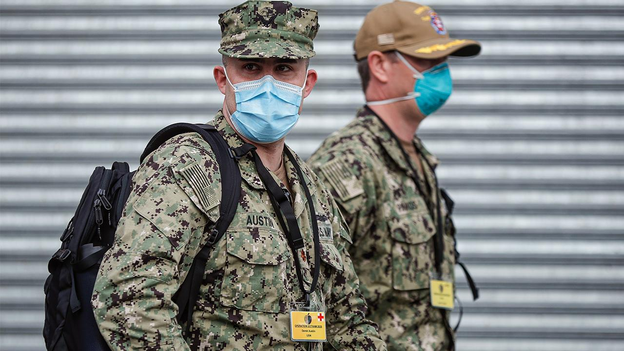 Fox News senior strategic analyst Gen. Jack Keane provides insight into how coronavirus is impacting the U.S. military and how China handled the outbreak.