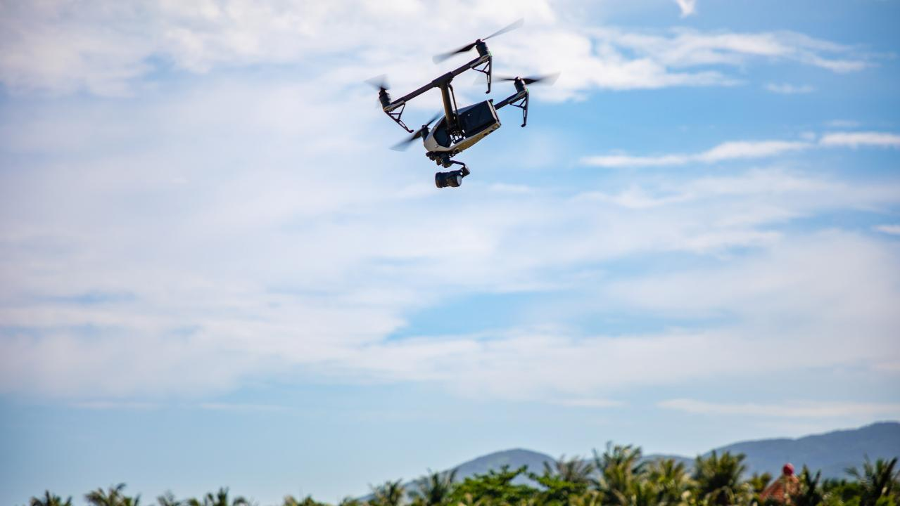 Zipline co-founder and CEO Keller Rinaudo says the company is delivering life-saving medicine via drone to the most difficult-to-reach places on Earth amid the coronavirus pandemic.