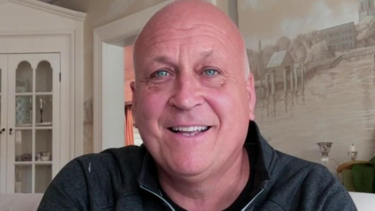 Hall of Fame MLB player Cal Ripken Jr. talks about launching the Strike Out Hunger campaign with Feeding America to help families affected by coronavirus, how others can donate to help and what it will take for sports to return.