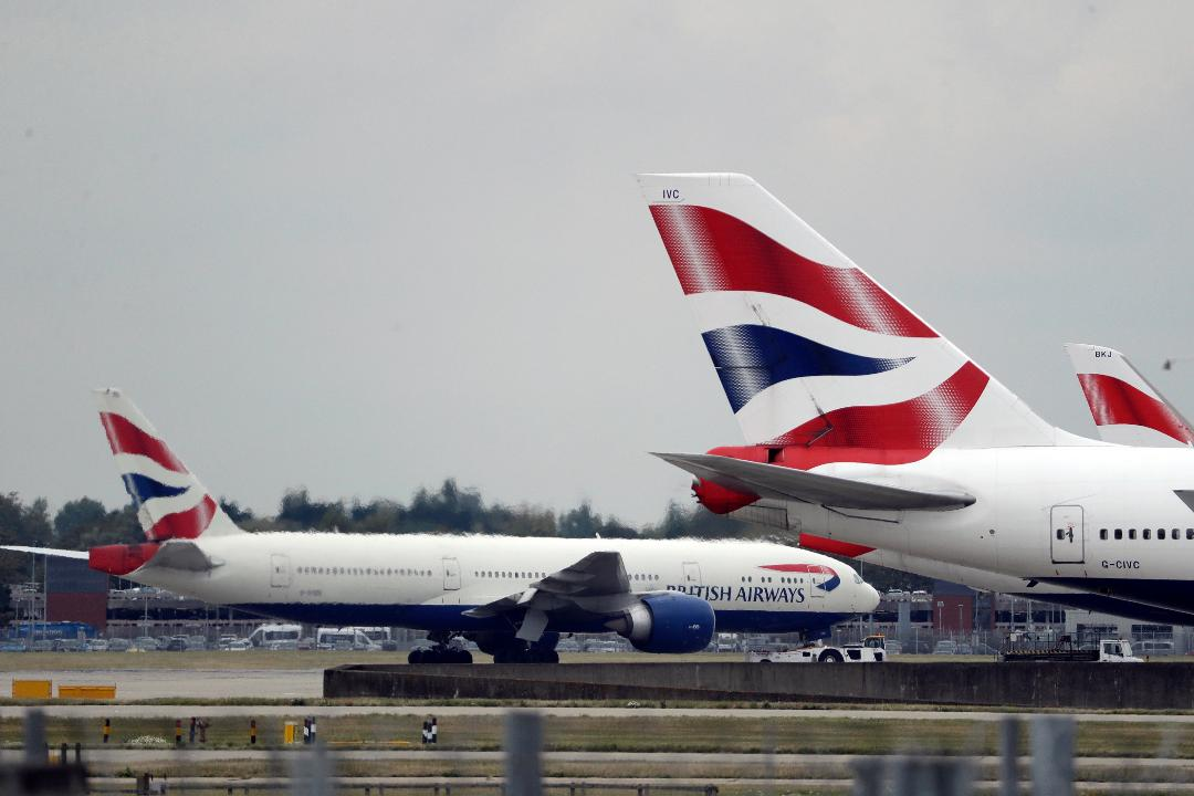 British Airways says passenger demand will take several years to recover. FOX Business' Grady Trimble with more.