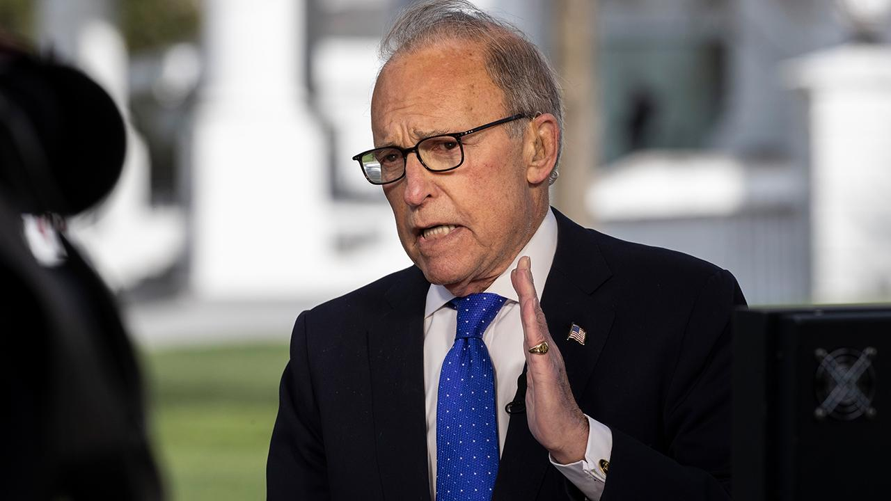 National Economic Council Director Larry Kudlow says getting Americans back to work amid the coronavirus is a question of health and safety.