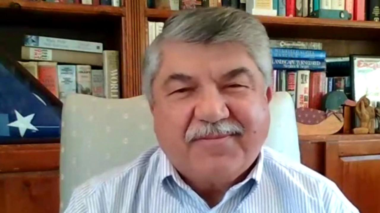 AFL-CIO President Richard Trumka, in a wide-ranging interview, addresses what's needed to safely reopen the economy amid coronavirus, the dangers of nationwide protest and America's relationship with China.