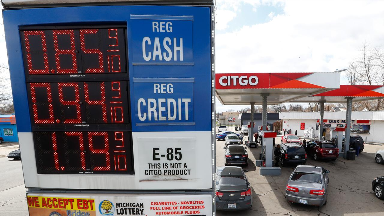 Patrick De Haan of GasBuddy argues the average gas price will continue to go lower.